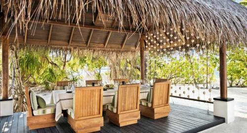 Kanuhura Resort & Spa : Restauration