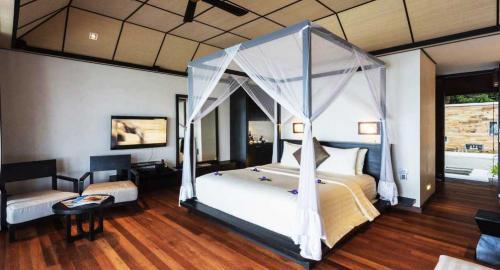 Lily Beach Resort & Spa : Hébergement