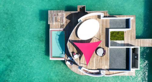 Maldives : Les ïles-hôtels de luxe