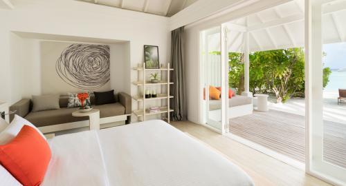 LUX* South Ari Atoll : Hébergement