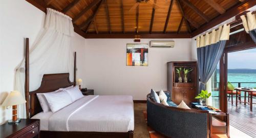 Olhuveli Beach & Spa Maldives : Hébergement