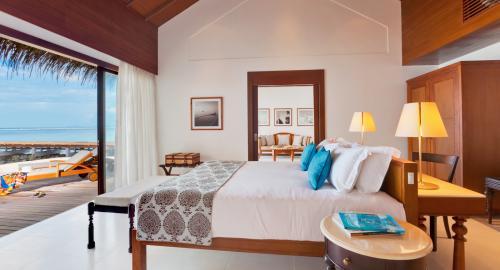 The Residence Maldives : Hébergement