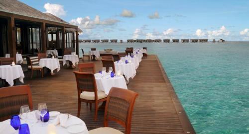 The Residence Maldives : Restauration