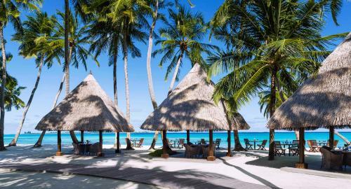 Shangri-La's Villingili Resort & Spa : Restauration