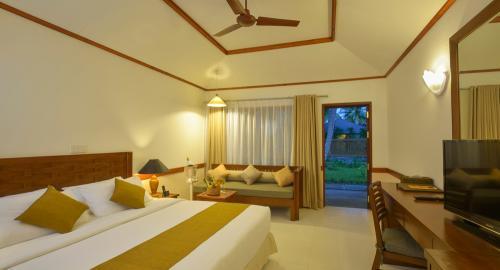 Sun Island Resort & Spa : Hébergement