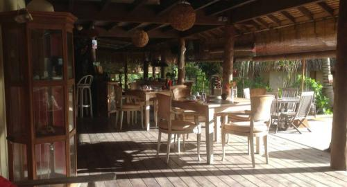 Pension Green Lodge : Restauration