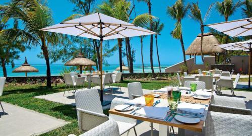 Ambre Resort & Spa : Restauration