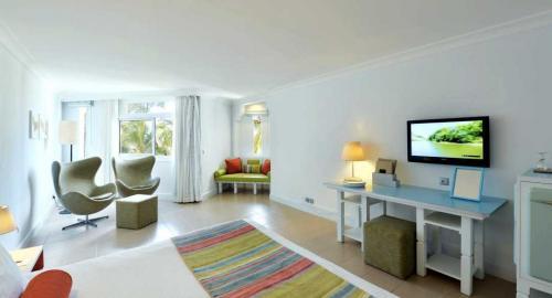 Ambre Resort & Spa : Hébergement
