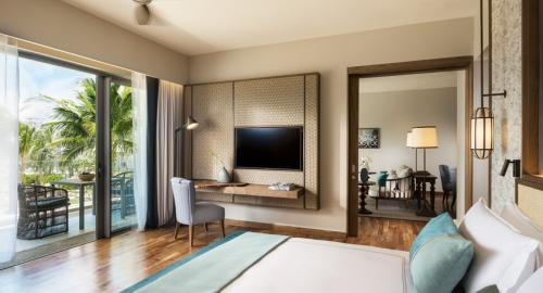 Anantara Iko Mauritius Resort & Villas : Hébergement