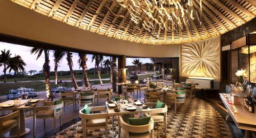 Anantara Iko Mauritius Resort & Villas : Restauration