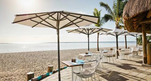 La Pirogue Resort & Spa : Restauration