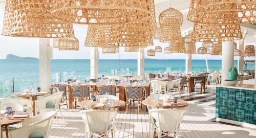 LUX* Grand Gaube Resort & Villas : Restauration