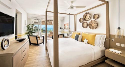 LUX* Grand Gaube Resort & Villas : Hébergement