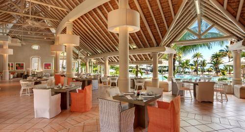 LUX* Belle Mare Resort : Restauration