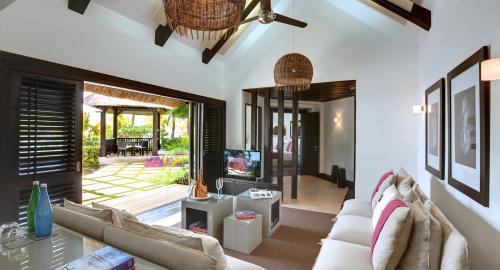 LUX* Belle Mare Resort & Villas : Hébergement
