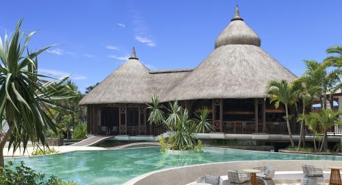 Shangri-La's Le Touessrok Resort & Spa : Restauration