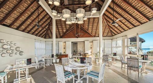 Solana Beach Mauritius : Restauration