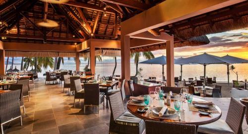 Sugar Beach Golf & Spa Resort : Restauration