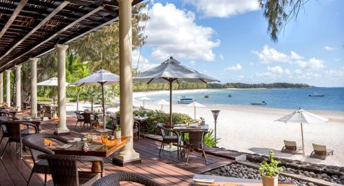 The Residence Mauritius : Restauration