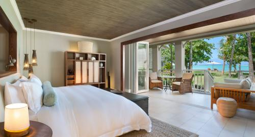 The St Regis Mauritius Resort : Hébergement