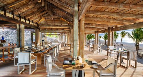 The St Regis Mauritius Resort : Restauration