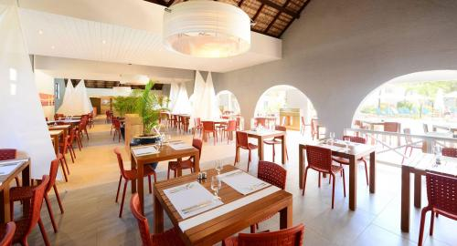 Véranda Palmar Beach Hôtel : Restauration
