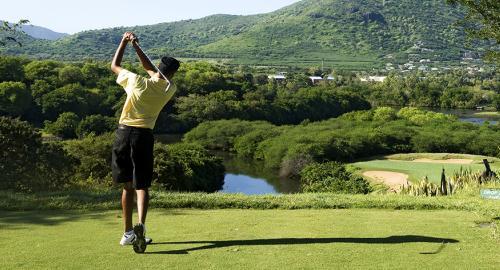 Île Maurice : Le golf