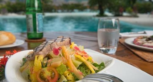 Le Bora Bora by Pearl Resorts : Restauration