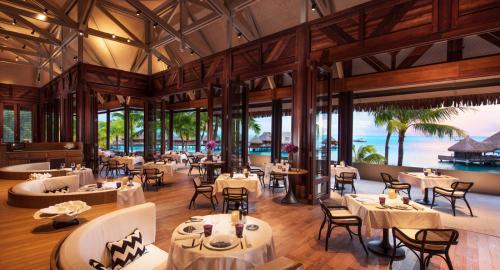 Conrad Bora Bora Nui : Restauration