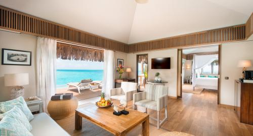 Conrad Bora Bora Nui : Hébergement