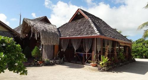 Pension Fare Pae'Ao : Restauration