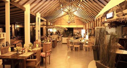 Havaiki Lodge : Restauration