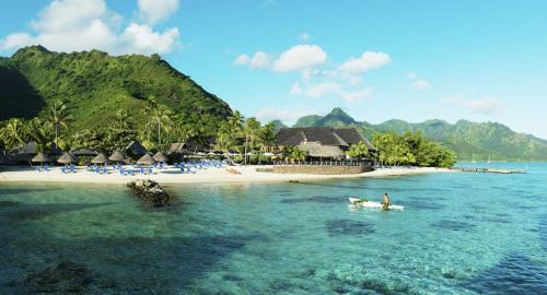 Hilton Moorea Lagoon Resort & Spa : Activités / Loisirs