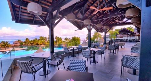 Intercontinental Resort Tahiti & Spa : Restauration