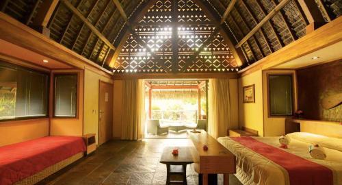 Maitai Lapita Village : Hébergement