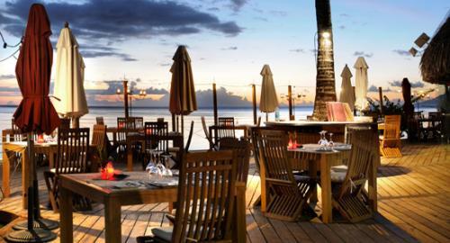 Tahiti Ia Ora Beach Resort : Restauration