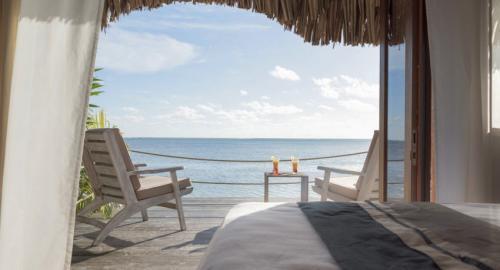 Moorea Beach Lodge : Hébergement