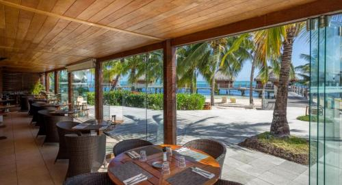 Manava Beach Resort & Spa Moorea : Restauration