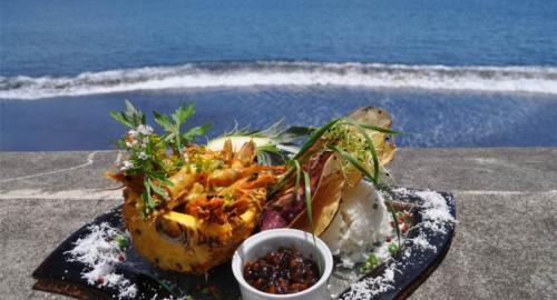 Royal Tahitien : Restauration