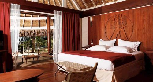 Sofitel Bora Bora Marara Beach Resort : Hébergement