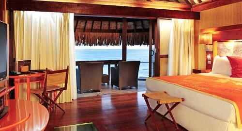 Sofitel Moorea Ia Ora Beach Resort : Hébergement