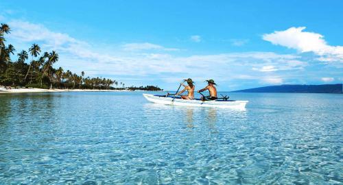 Sofitel Moorea Ia Ora Beach Resort : Activités / Loisirs