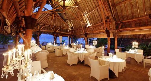 Sofitel Moorea Ia Ora Beach Resort : Restauration