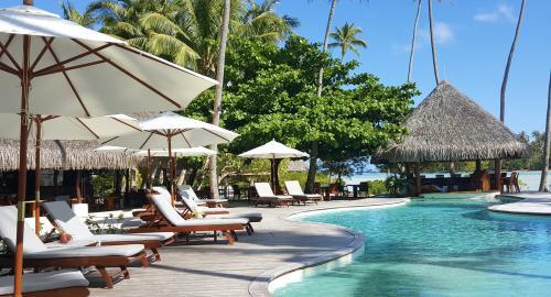 Le Taha'a Island Resort & Spa : Activités / Loisirs