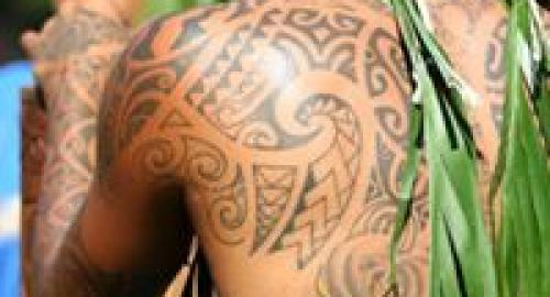 Raiatea : Le tatouage
