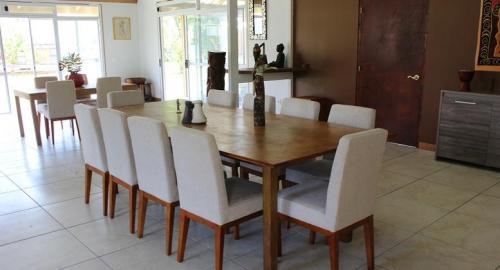 Vaiteanui Wipa Lodge : Restauration