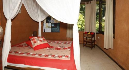 Pension Vanira Lodge : Hébergement