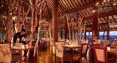 Four Seasons Resort Bora Bora : Restauration