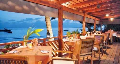 Villas de Mer : Restauration
