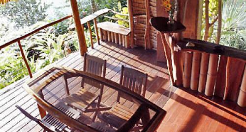 Pension Vanira Lodge : Restauration